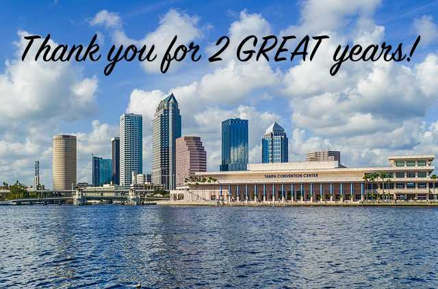 Sessums Law Group is celebrating 2 years in our Tampa and Sarasota offices!