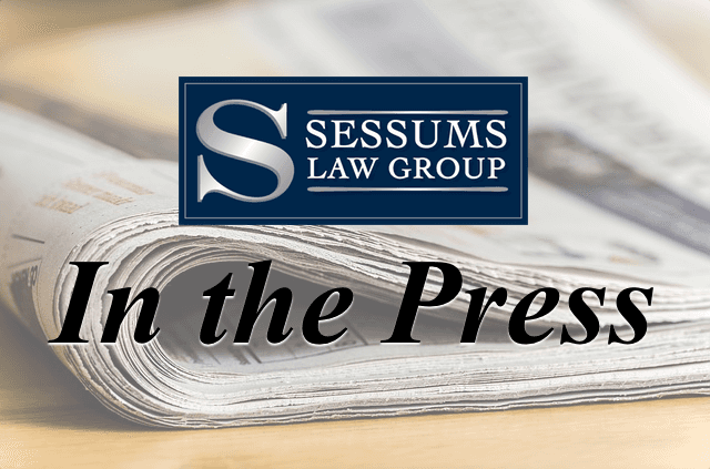 Sessums Law Group - In the Press